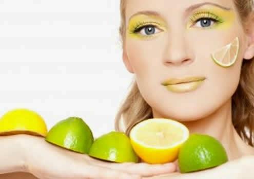 Berantas Flek Hitam Di Wajah dengan Masker Lemon