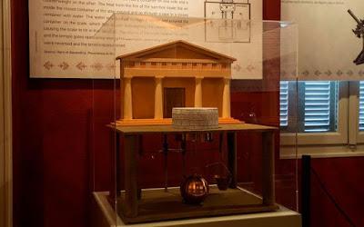 Έκθεση με καινοτομίες των αρχαίων Ελλήνων...