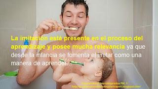 En primera instancia, se tiene a los padres o tutores encargados de los infantes como figura a imitar, de los cuales, en sus primeros pasos tendrán como ejemplo a sus padres o tutores durante esta etapa.