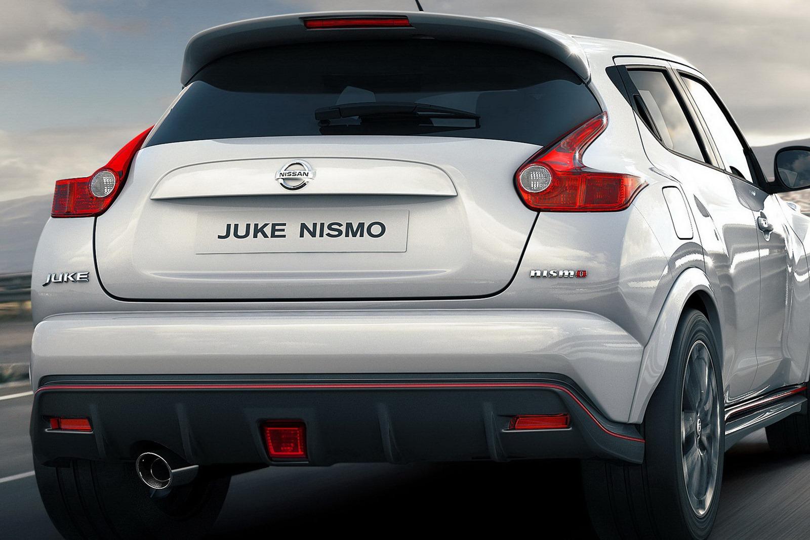 Nissan Juke NISMO Revealed.