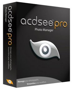 ACDSee Pro 2 Photo Manager.