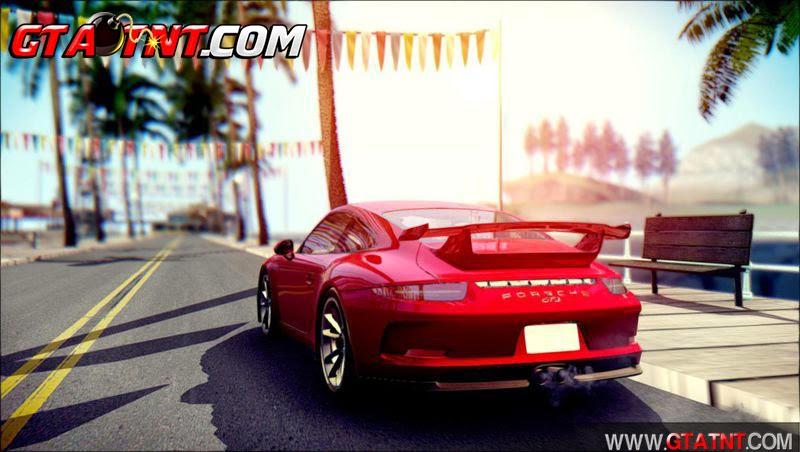 PROFESSIONAL ENBSeries V0.248 para GTA San Andreas