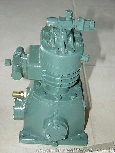 jual compressor open type coldstorage chiller freezer
