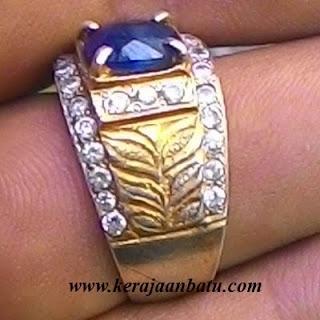 NATURAL BLUE SAPPHIRE CEYLON KODE KB108
