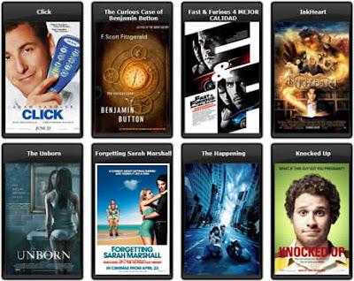 Las mejores películas