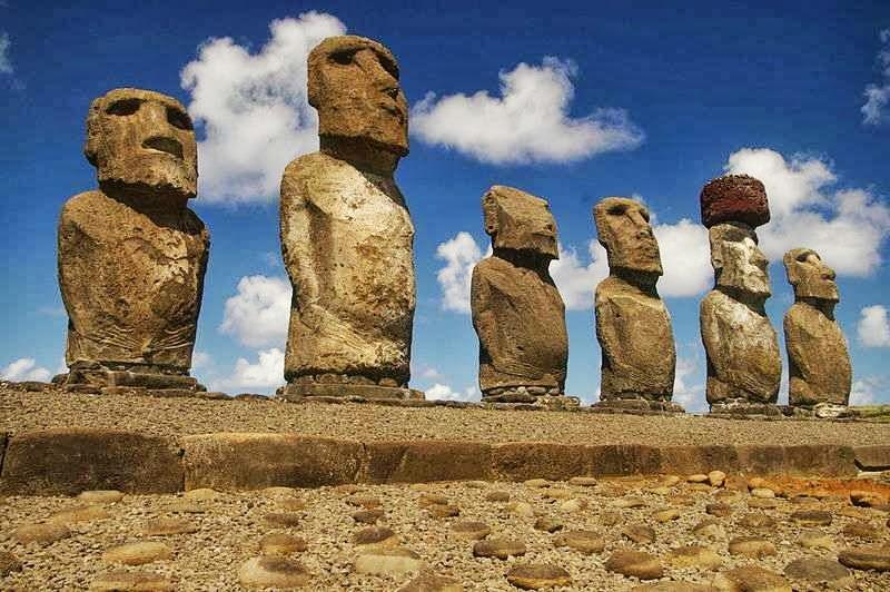 Misteri Peradaban Masa Lalu Di Dunia Yang Belum Terpecahkan