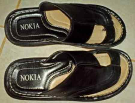 Produk Sendal Nokia