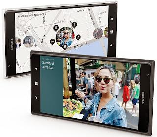 Nokia Lumia 1520 Layar 6 inch