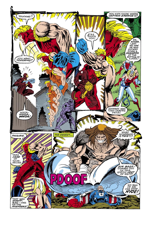 Captain America (1968) Issue #436 #386 - English 13