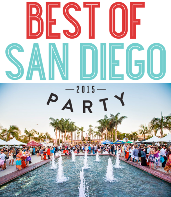 Win Tickets To The Best of San Diego Party - 8/21