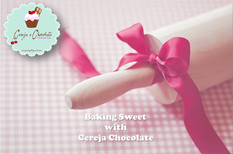 Cereja e Chocolate - Baking Sweets Just for You