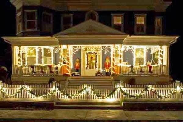 Christmas 2015 Battery Operated Lights Outdoor Decorations