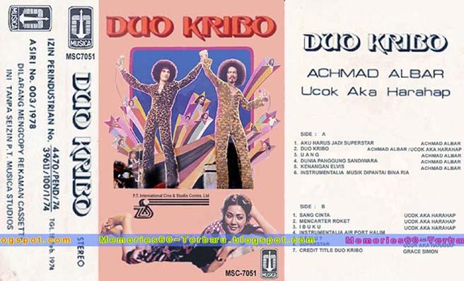 Duo Kribo Duo Kribo 1