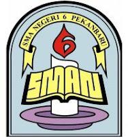 logo sman 6 pekanbaru