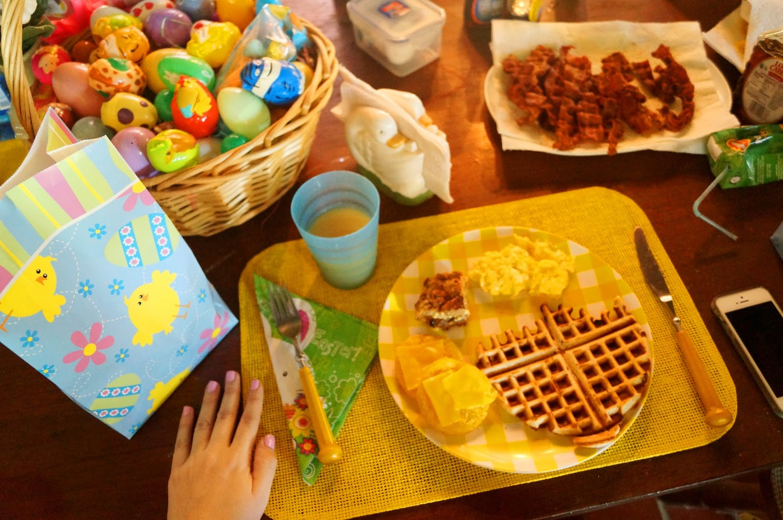 Delicious Easter Breakfast