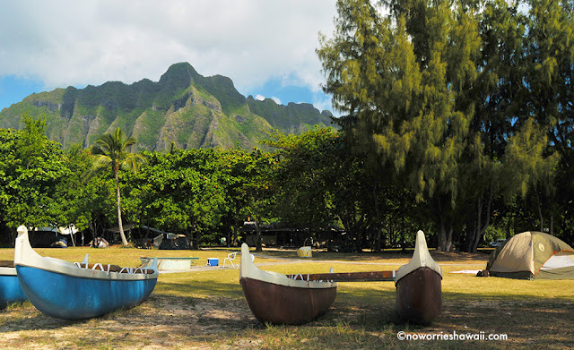 outrigger 瓦胡岛 Kualoa Ranch
