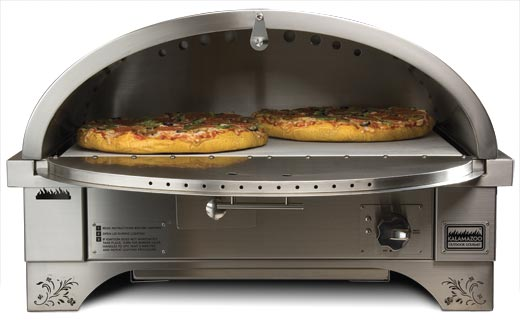 Delicious food for everyone pizza ovens for Achat four pizza exterieur