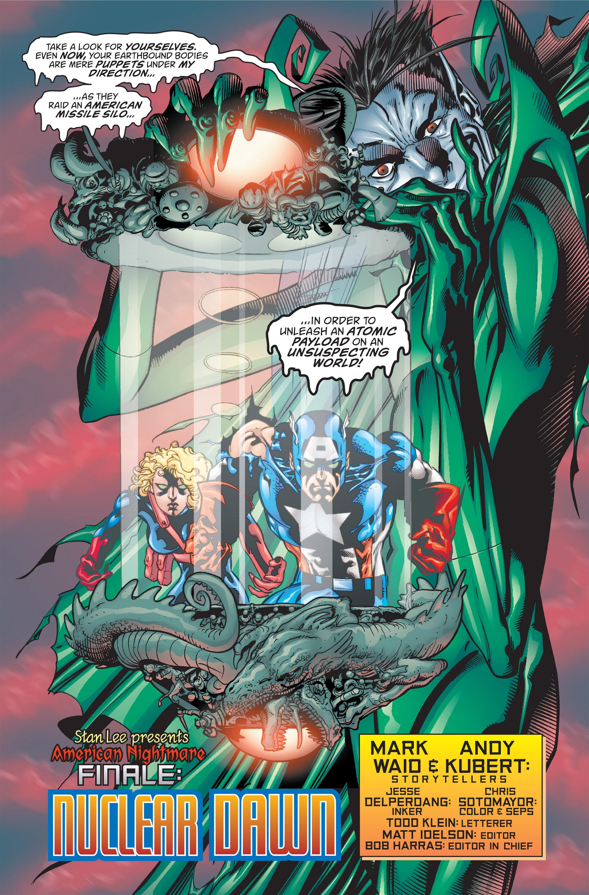 Captain America (1998) Issue #12 #18 - English 4