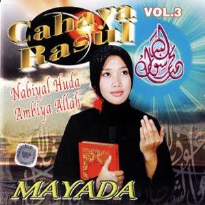 Album Cahaya Rasul 3 - Mayada