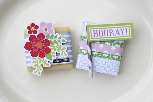 Amy Tsuruta Chickaniddy Crafts Wedding Favors