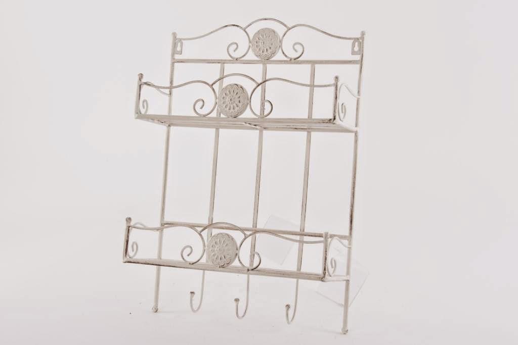 Birdikus decoraci n y complementos mueble auxiliar y complementos de forja o metal - Estanteria forja ...