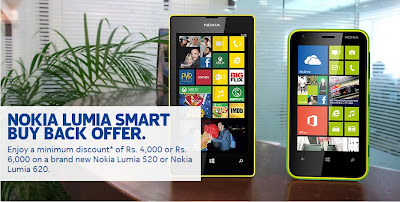 lumia buyback offer