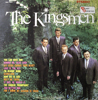 The Kingsmen Quartet-The Kingsmen-