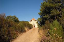 Ermita del Humilladero, en Guadalupe