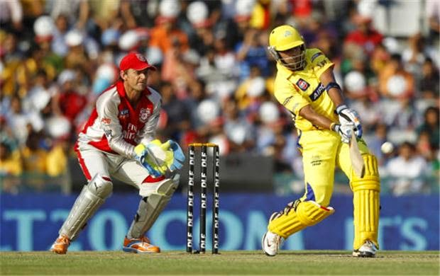 Chennai Super Kings vs Kings XI Punjab Highlights