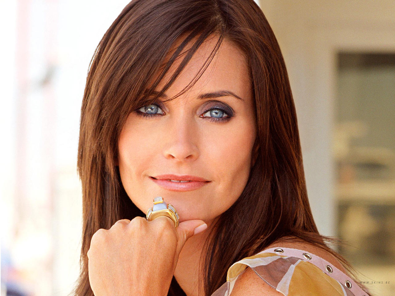 Want Younger Courtney Cox Use