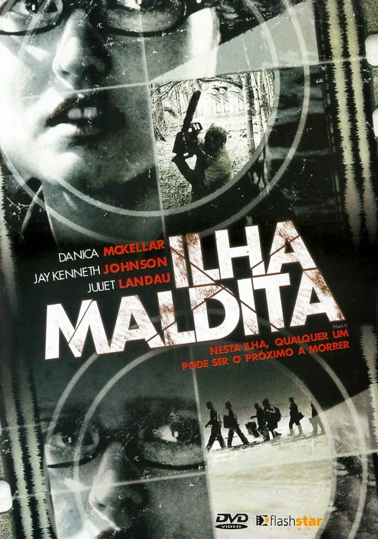 Ilha Maldita – Dublado (2007)