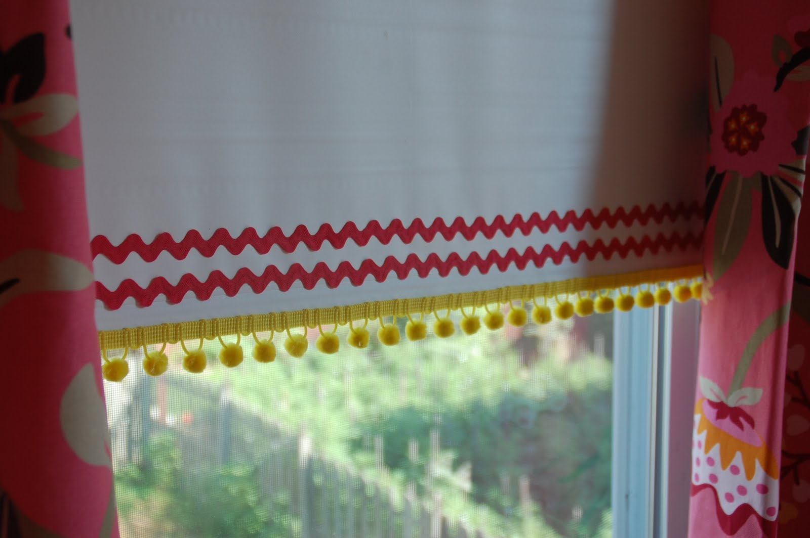 Curtains On Pinterest By Vicky Cornelius Printed Linen
