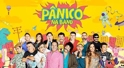 Pânico na Band  HDTV 720p (27/04/2014)