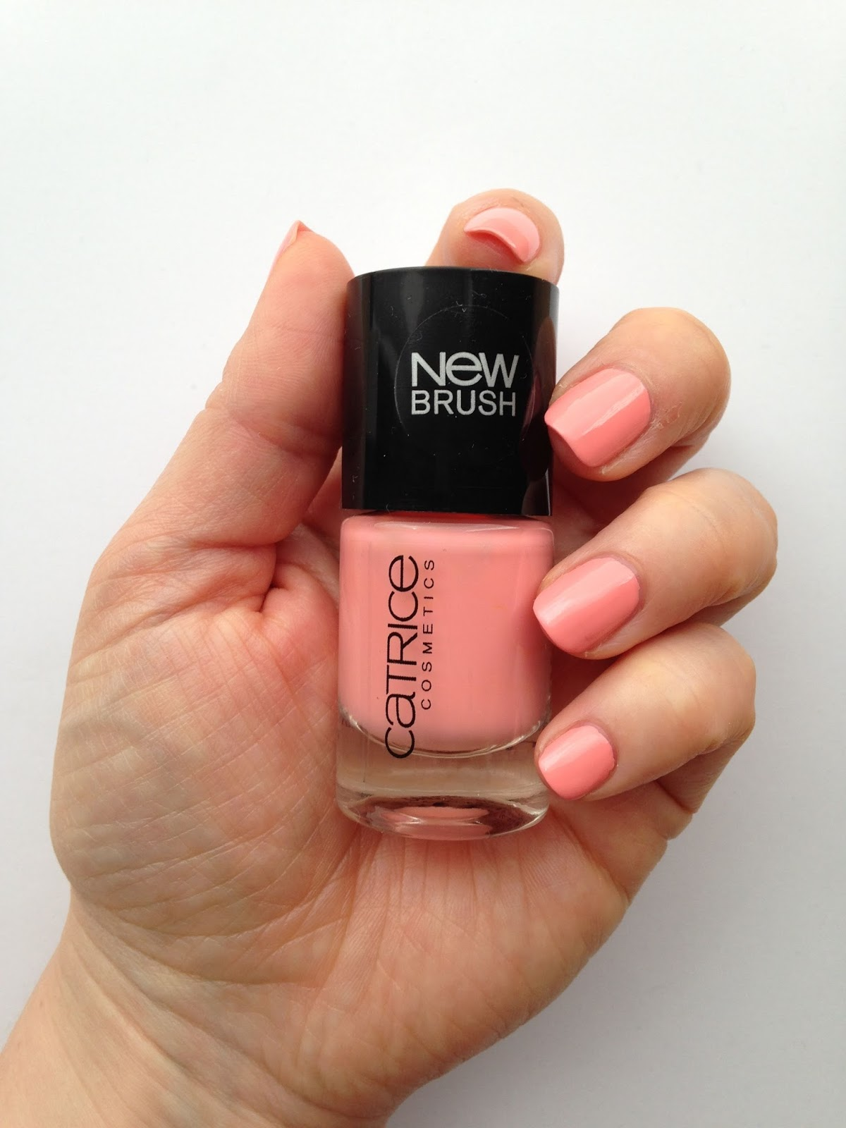 NOTD: A Gallon Of Mellon by Catrice | Wrinkles And Heels