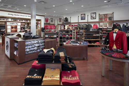 The Marine Shop Design Interior