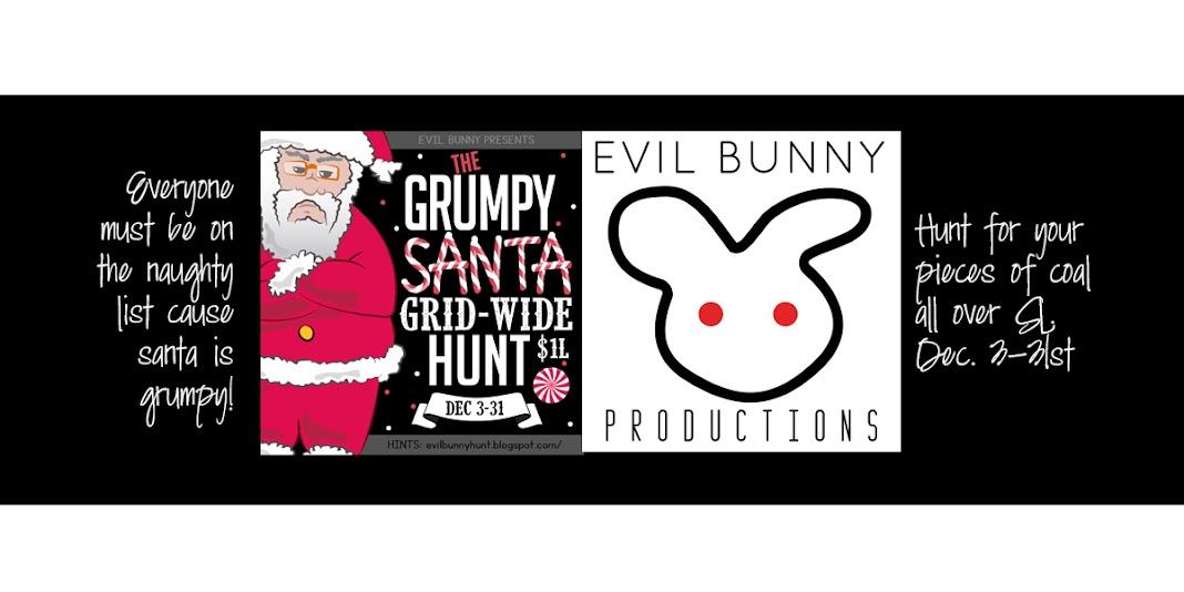The Grumpy Santa Hunt