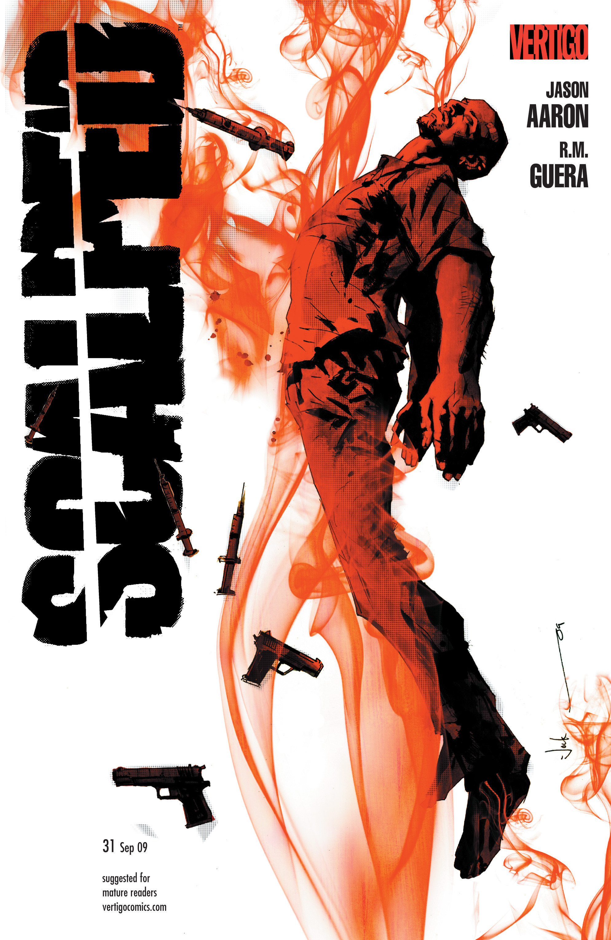 Scalped issue 31 - Page 1