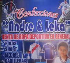 """""""Confecciones Andre & Leka"""""""
