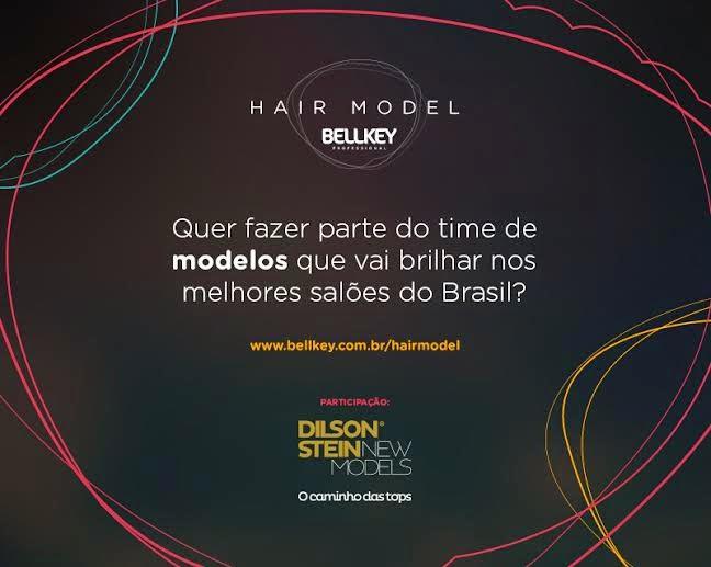 Hair Model Bellkey