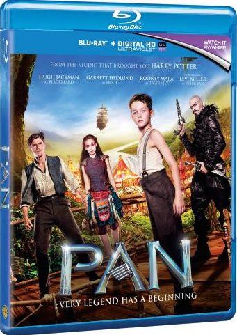 Pan 2015 English Bluray Download