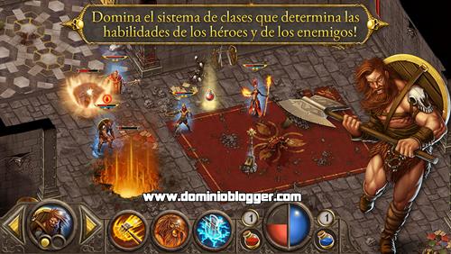 Lucha en feroces combates en el juego Devils And Demons