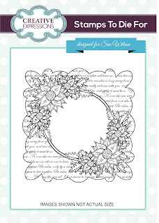 Creative Expressions UMS697 Stamp