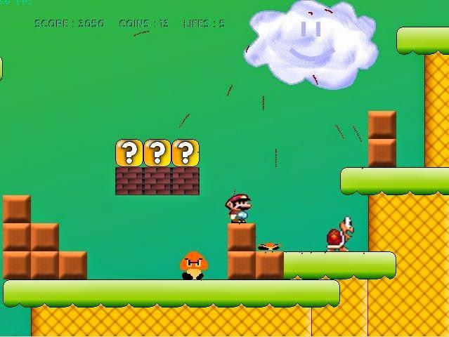 game Mega Mario