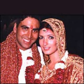 Akshay Marriage