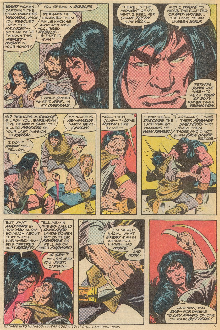 Conan the Barbarian (1970) Issue #38 #50 - English 3