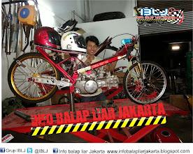 Brutalnya Mesin-mesin Honda Kharisma Thailand