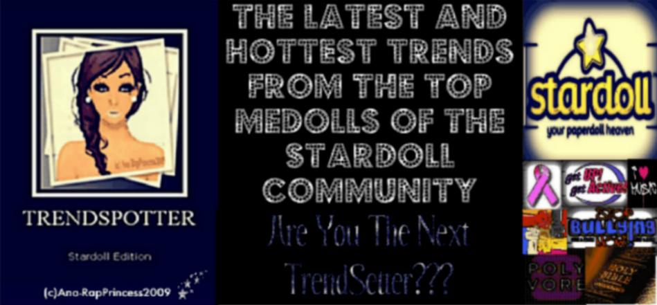 TrendSpotter- Stardoll Edition