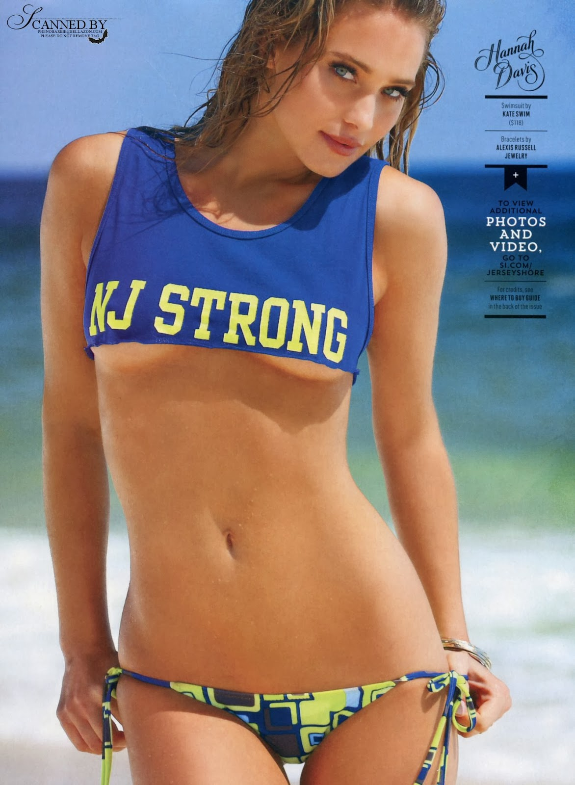 Gigi Hadid, Sara Sampaio, Hannah Davis HQ Pictures SI Swimsuit US Magazine Photoshoot Winter 2014