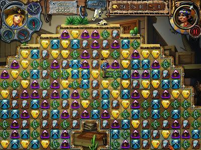 Download Game Puzzle menyenangkan Wild West Story