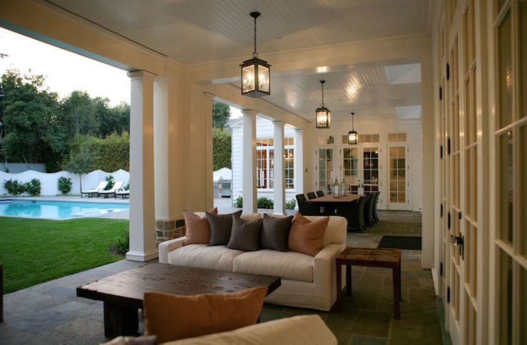 Outdoor living for Outside rooms uk